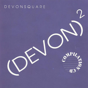 Devon2 CD by Devonsquare